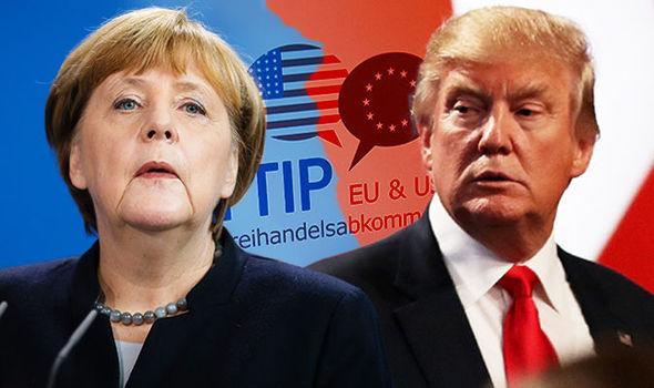 Европа отреагировала на Трампа, как в свое время на Наполеона – войной