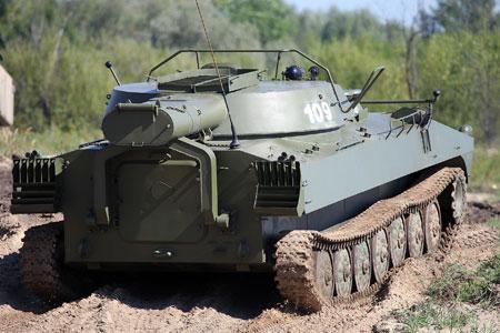 Ужасный «Змей Горыныч»: как российская машина выжигает боевиков в Сирии
