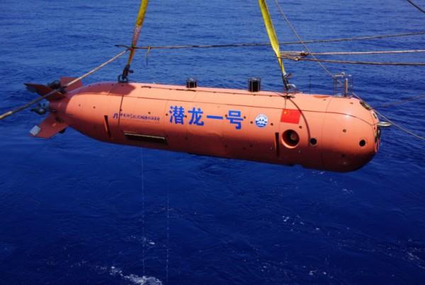 О будущем военной подводной робототехники