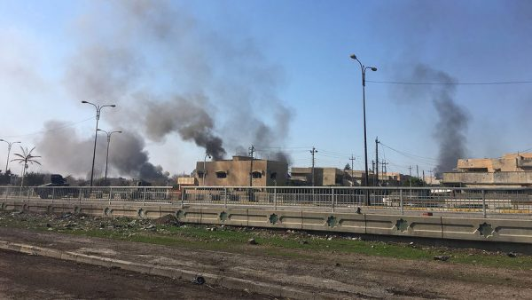 Штурм Мосула споткнулся о «таджикский батальон»