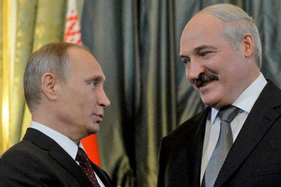 """Лукашенко добился от Путина """"газового рая"""" после шести часов переговоров"""