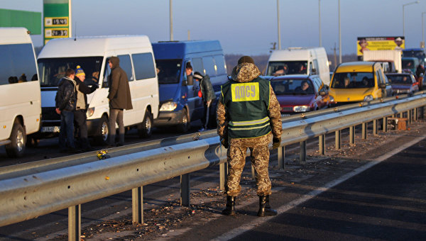 Безвиз и контрабанда: украинцы штурмуют границу Евросоюза