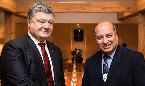 Битва за «Нафтогаз»: Порошенко против ЕБРР