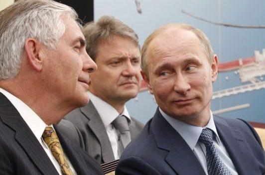 Украина: Русские скоро сдуются и визит Тиллерсона заставит Путина отступить