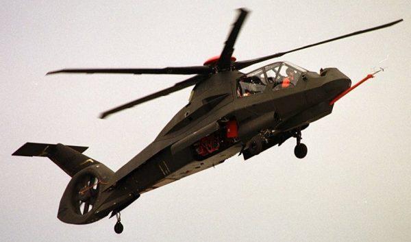 Гонка в воздухе: Россия и США работают над проектами скоростных вертолетов