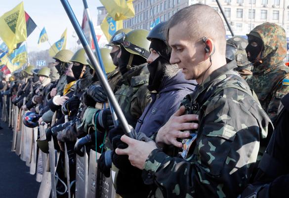 Пауза над Цэевропой: Новый переворот, и чтобы законно. Радикалы ждут...