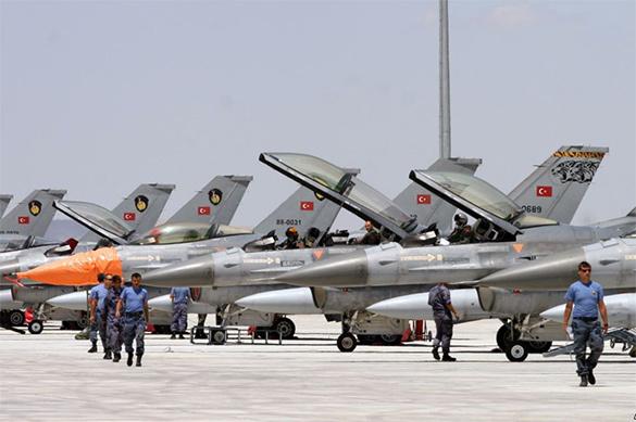 Судьба Ракки предрешена: зачем Турция наносит удары по позициям курдов?
