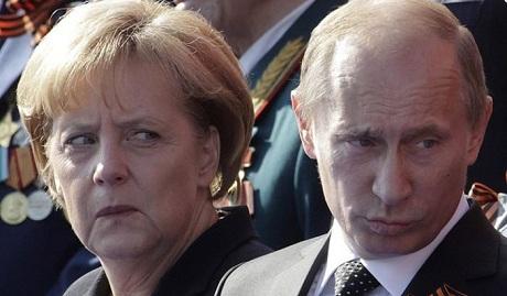 Синдром акульей задницы для Меркель: шансов у Европы против России немного