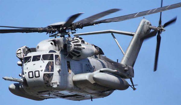 Золотой американец против русского гиганта: сравнение самых тяжелых вертолетов РФ и США