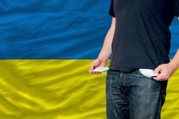 Украинская экономика скоро посыплется, как карточный домик