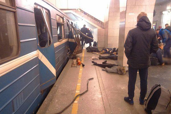 Взрыв в Санкт-Петербурге был подготовлен к встрече Путина и Лукашенко?