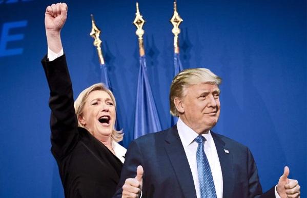 """""""Трамп наш"""", теперь """"Ле Пен наша""""? А что мы имеем в виду, говоря о """"наших""""?"""