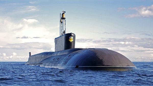 Атомная подлодка «Александр Невский»