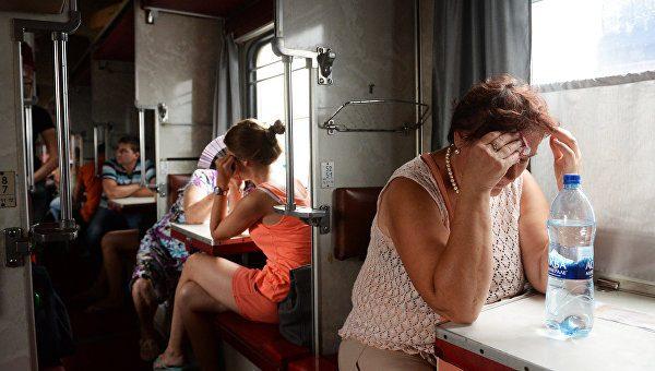 Исповедь начальника поезда из Харькова: на заработки ездили и будут ездить