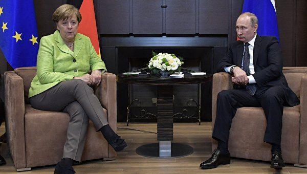 """Путин превзошел их всех:  Трамп, Меркель и Эрдоган спешат на """"поклон"""""""