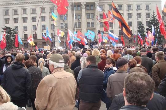 Как идет следствие: Украина расстреляна на Майдане и кремирована в Одессе
