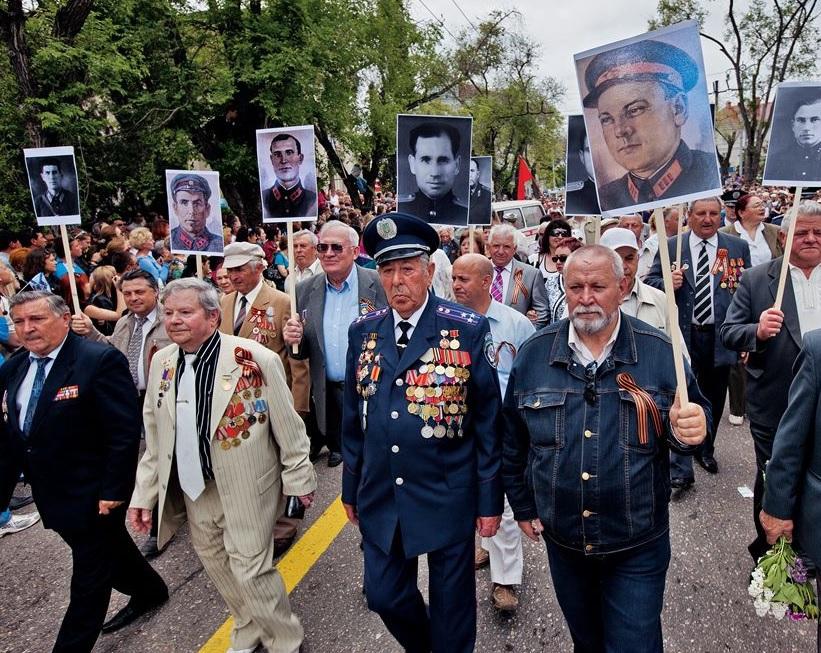 """Нацистам не победить """"Бессмертный полк"""""""