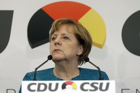 """В Москве все видят и понимают или Как Меркель устроила США """"немецкий бунт"""""""