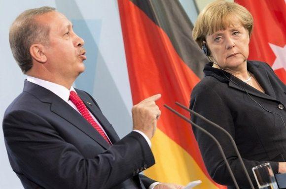 Столетний альянс под угрозой: ультиматум Меркель в ответ на шантаж Эрдогана