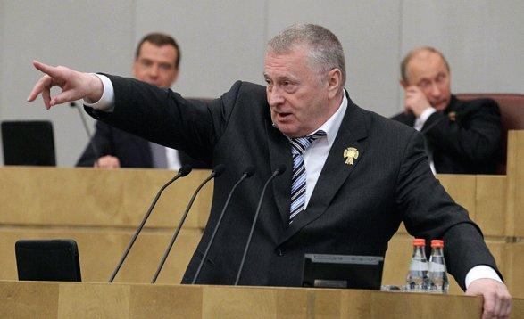 Жириновский намекнул на преемника Путина: «Под Новый год подарочек будет»