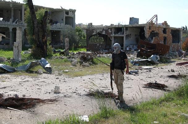 Боевики ИГИЛ устроили резню в деревне на востоке Сирии