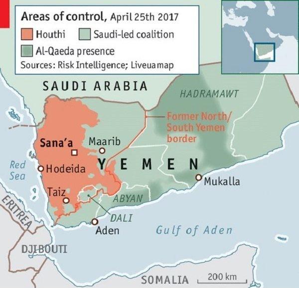 Если США захватят Восточную Сирию, Россия заберет вон тот порт в Йемене