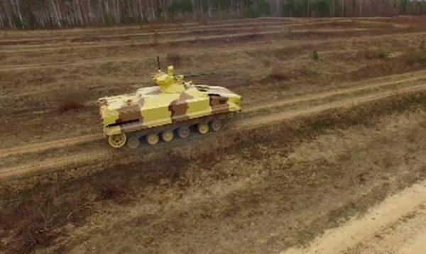 Беспилотный «Вихрь»: когда боевые роботы заменят бронемашины на поле сражения