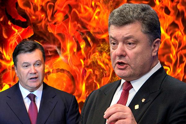Запад сливает Украину: Порошенко пытается спастись, устроив очередное шоу