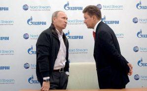 Путин уронил акции «Газпрома», рассказав о его «бумажной» прибыли