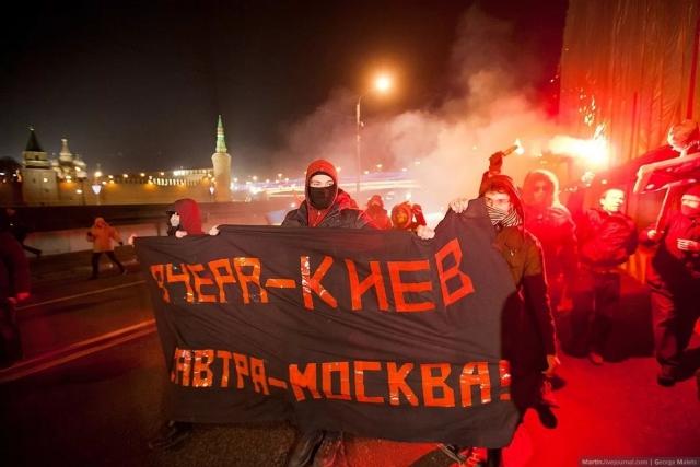 «Русские устроят майдан ради безвиза с Западом»