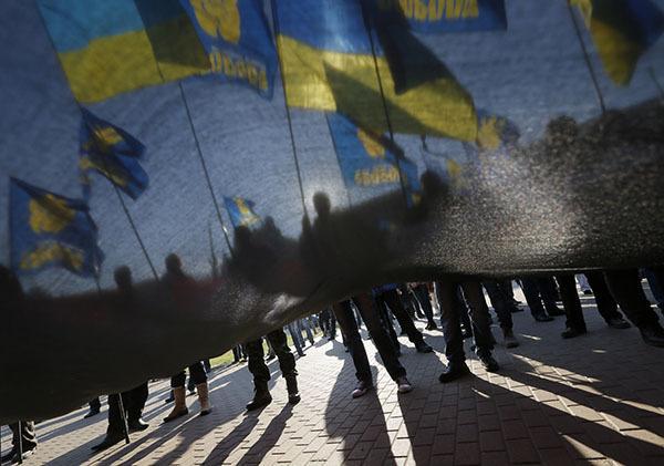 """Украинские """"патриоты"""", не останавливайтесь! Пора переименовать и Киев"""