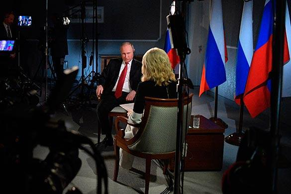 Попытки Запада вывести Путина из себя