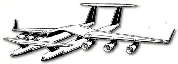 Великая афера: как США «украли» у СССР самый большой самолет
