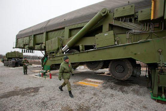 Топ-3 ядерных ответов России на любую угрозу любого противника