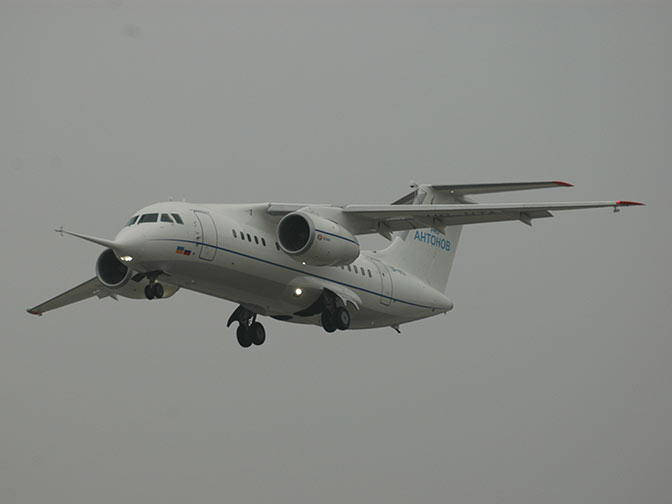 Ан-148 обречен: почему Украина не в состоянии строить самолет без РФ?