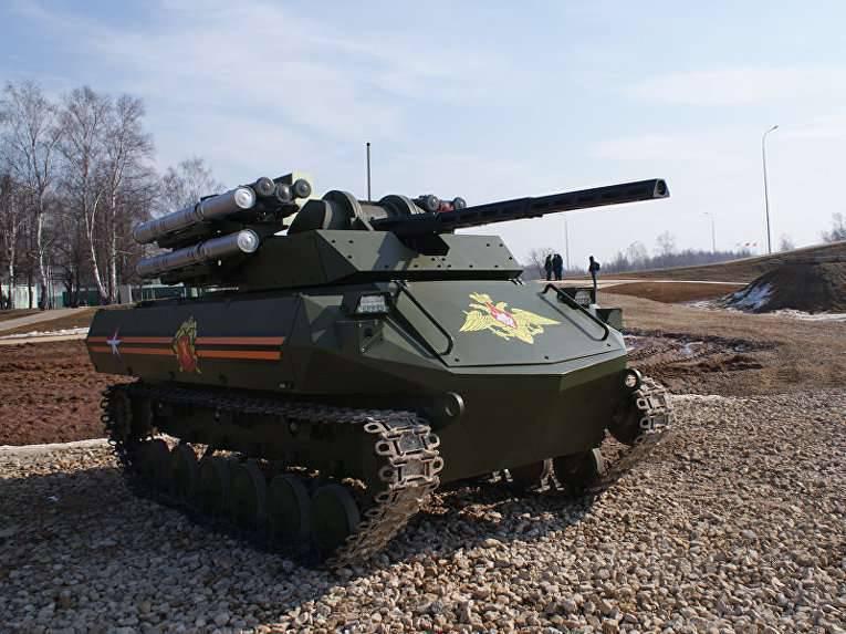 Беспилотный разведчик: «Уран-9» открывает новую эру в военной робототехнике