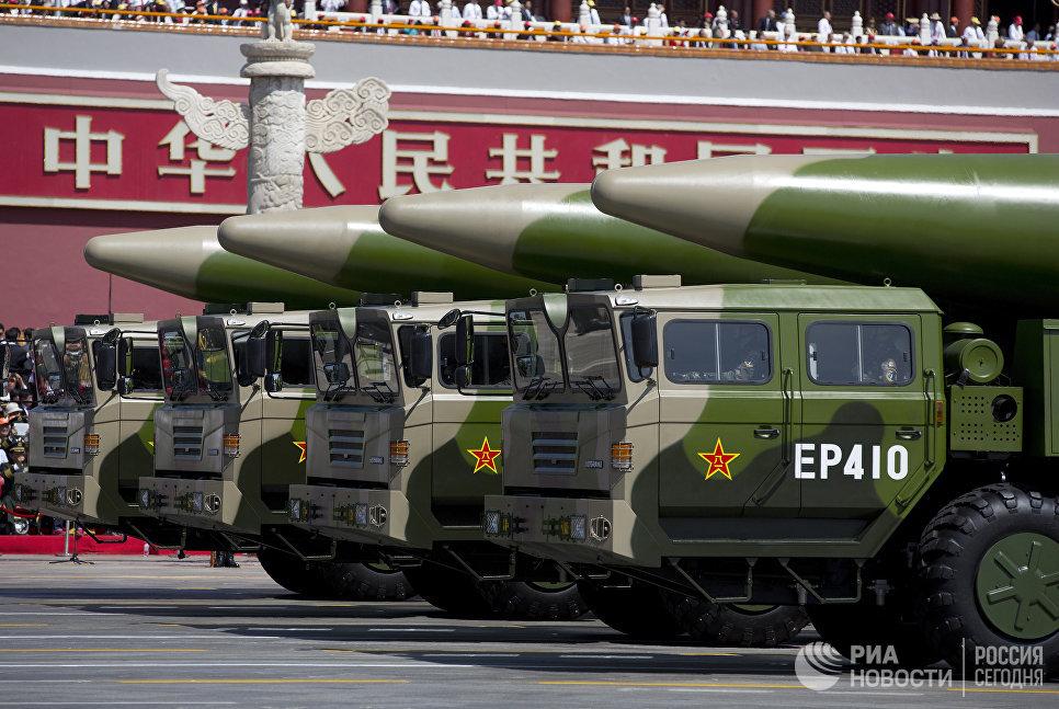 Возможность китайского ракетного блица отрезвит США