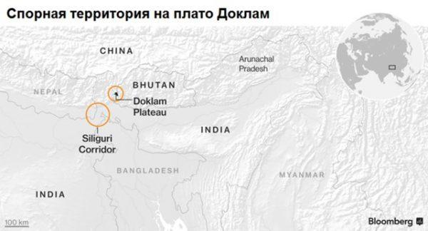Война между Китаем и Индией становится все реальнее