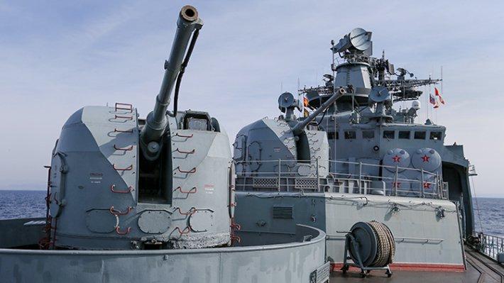 NI рассказал, что будет с флотом США при проверке боеспособности ВМФ России
