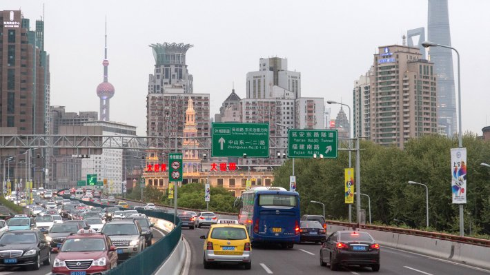 Китай откажется от бензиновых и дизельных автомобилей