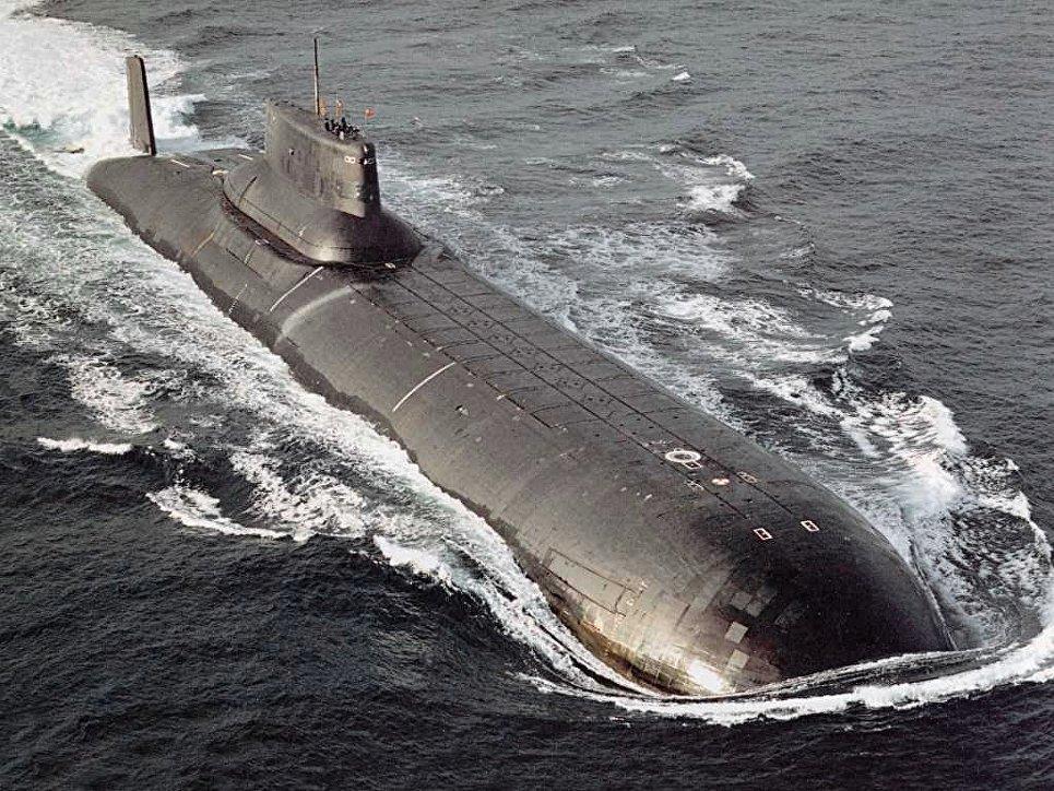 Рекорды отечественного подводного флота