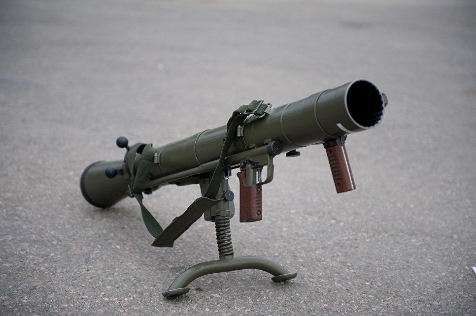 Бронебойный аргумент. Самые лучшие противотанковые гранатометы мира