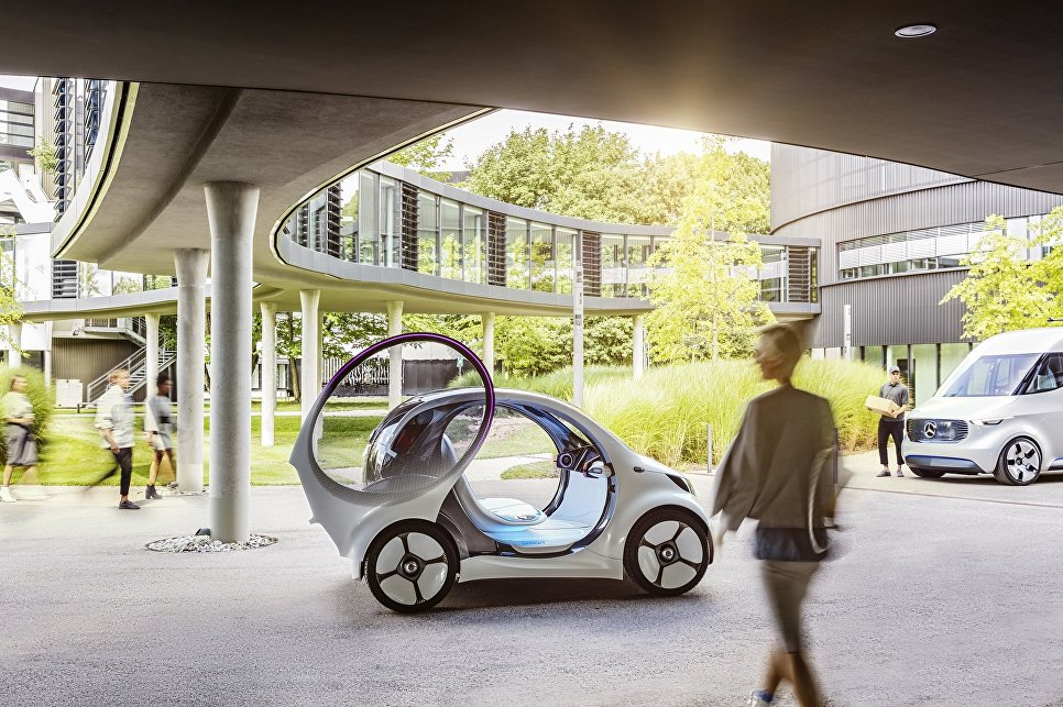 Ситикар Smart vision EQ fortwo