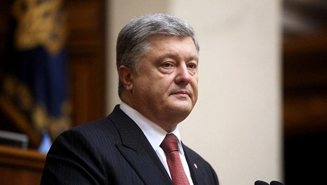 Ради второго президентского срока Порошенко повесил долги на детей