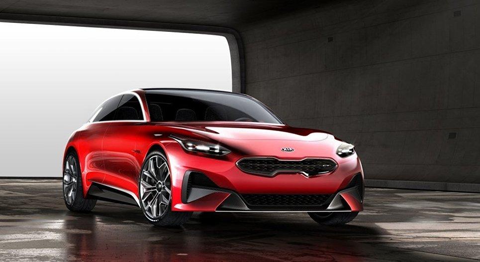 Концепт-кар Kia Proceed Concept