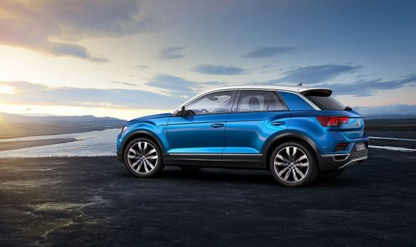 Концепт Volkswagen T-Roc