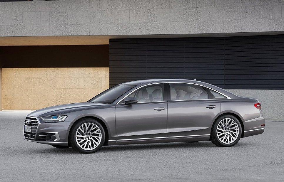 Автомобиль Audi A8 L