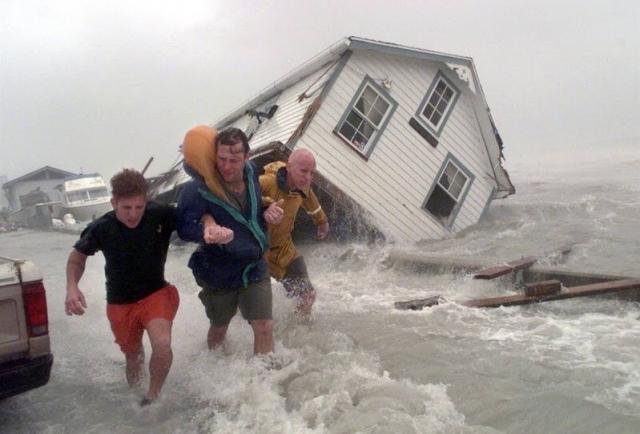 «Библейский потоп» сотрет США с лица земли»
