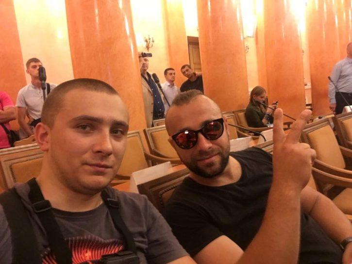 Гоп-стоп, мы подошли из-за угла: В Одессе случился переворот