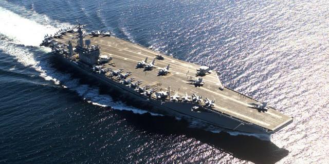 Авианосец класса Nimitz